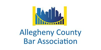 Allegheny Bar Association logo